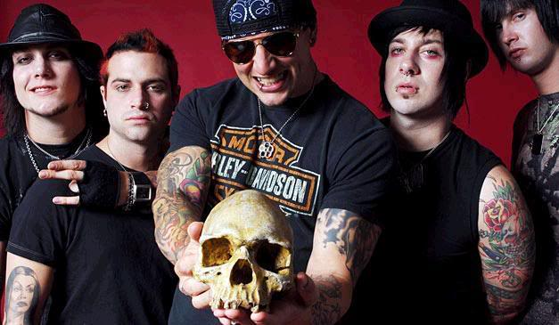 Welcome Here where you share all about Avenged Sevenfold