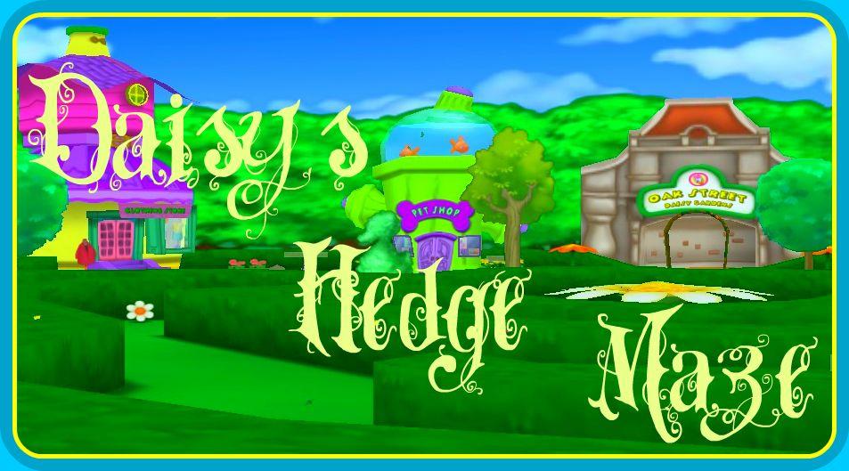 Daisy's Hedge Maze