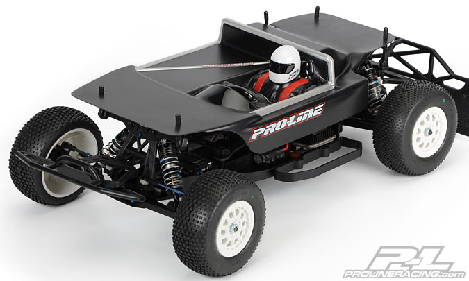[NEWS] Pro-Line Pro-Driver SC clear interior (for Most Short Course Bodies) 151610