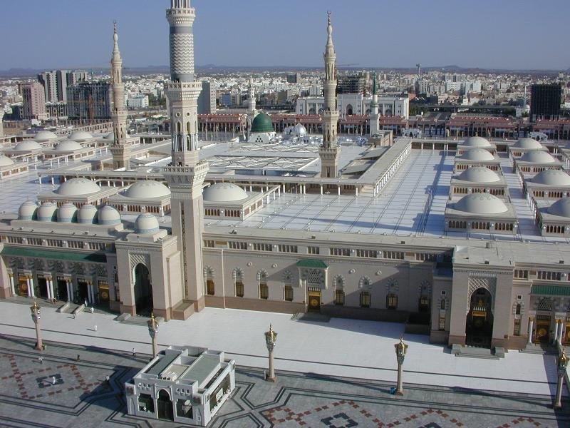 صــــــــــور للمسجد النبوي Madina10