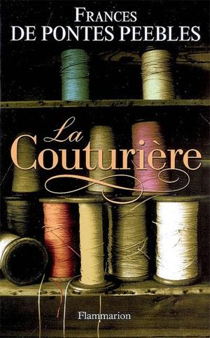 [Pontes Peebles, Frances (de)] La couturière La-cou10