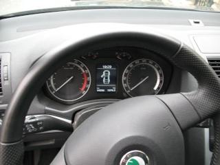 Skoda RS combi TDI 170 Img_3137