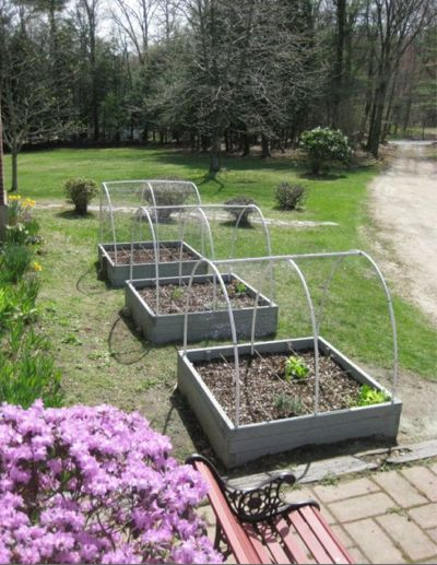 CT Square-foot gardening April10