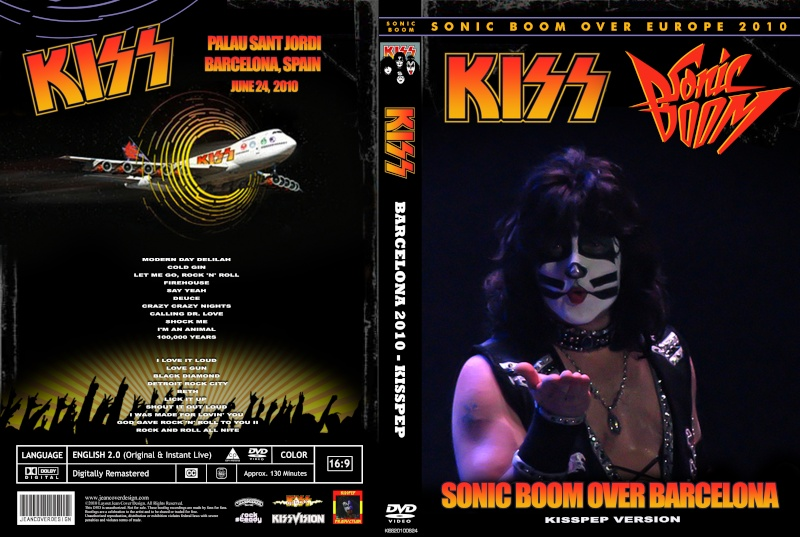 BIENTOT LES DVD DE MADRID ET BARCELONE DISPO........... 20102011