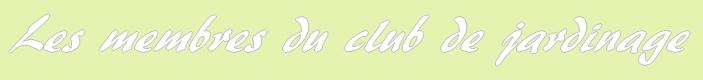 Les membres du club de journalisme Membre12