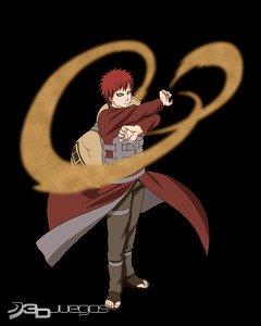 SABAKU NO GAARA Naruto10