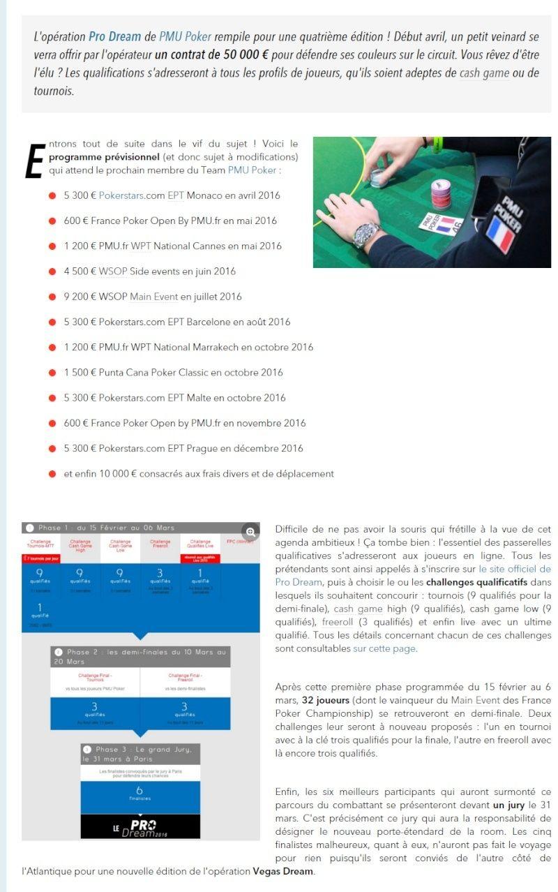 Actualité poker Screen14