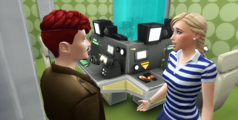 The Collector: A Sims 4 Time Lord Challenge Endeavor 11-22-13