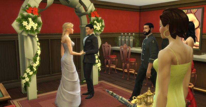 The Collector: A Sims 4 Time Lord Challenge Endeavor 12-02-10
