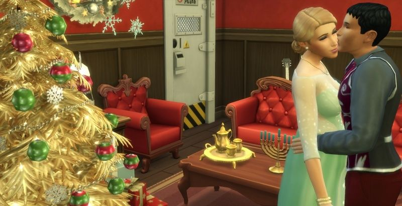 The Collector: A Sims 4 Time Lord Challenge Endeavor 12-05-17