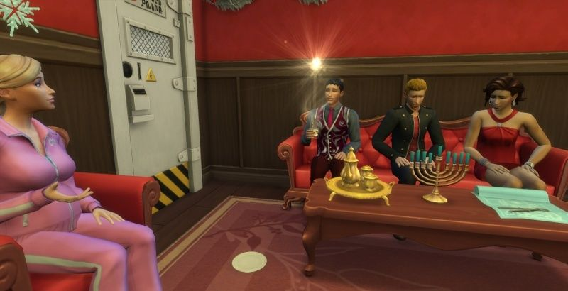The Collector: A Sims 4 Time Lord Challenge Endeavor 12-05-20