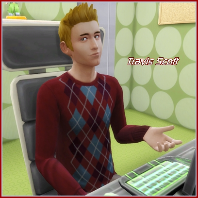 The Collector: A Sims 4 Time Lord Challenge Endeavor Travis10