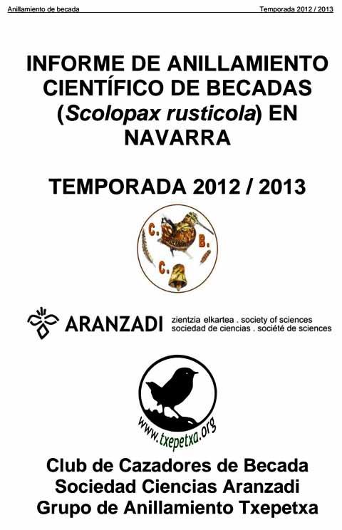 Anillado Becadas en Navarra Sin_ty18