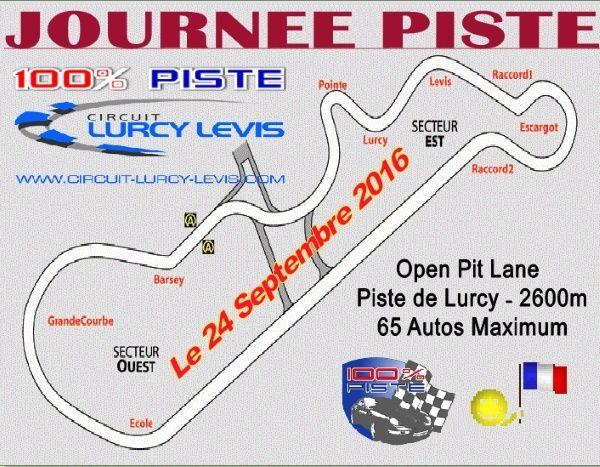 [24 Sept. 2016] - 100% PISTE à LURCY-LEVIS [03] - de 800kg Acpt, sauf monoplace. Lurcy_12
