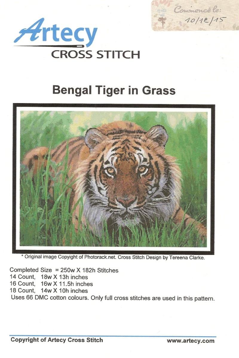 Artecy- tigre du Bengale Numyri13