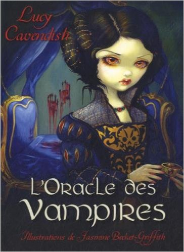 L'Oracle des Vampires (Lucy Cavendish et Jasmine Becket Griffith) Xboite10
