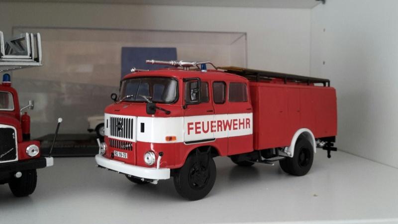 Feuerwehrserie Frankreich in 1:43 66fcee11
