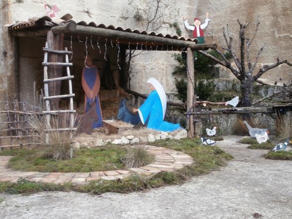 Marché de Noel provencal Monmar12