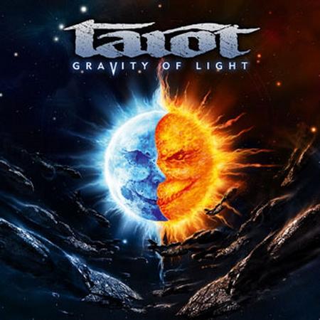 """Tarot lançou agora um novo álbum intitulado por """"Gravity of Light"""" Ibcnc910"""