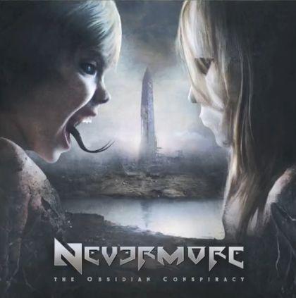 "Nevermore lança ""the obsidian conspiracy"" Neverm10"