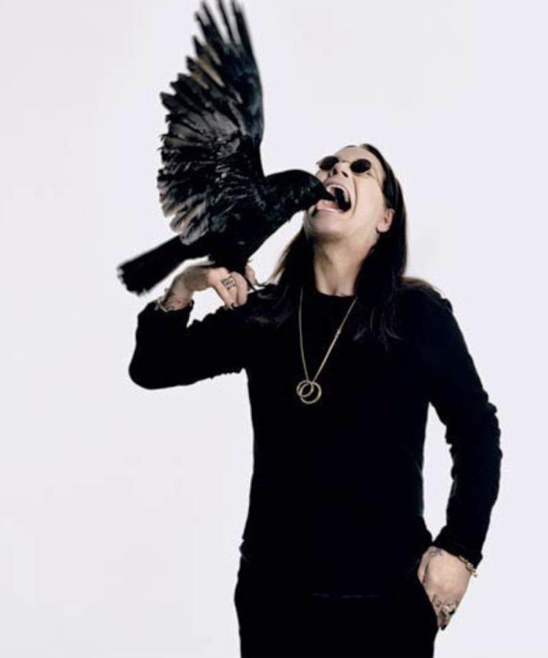 """Ozzy Osbourne vai lançar álbum """"scream"""" Ozzyos10"""