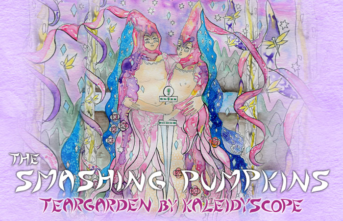 Smashing Pumpkins: A banda disponibiliza EP online Tearga10