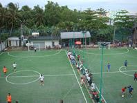 Đội bóng Nguyễn Hoàng - Kiên Giang được thăng hạng nhất mùa giải 2011 12761410