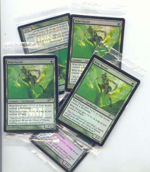 Cartes promos, Judges, Gateway, FNM ... Fnm-de10