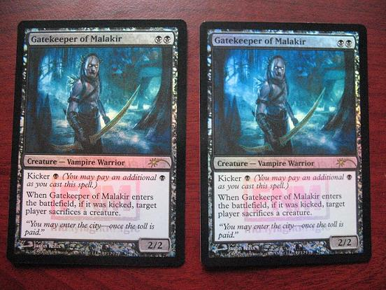Cartes promos, Judges, Gateway, FNM ... Gom-2110