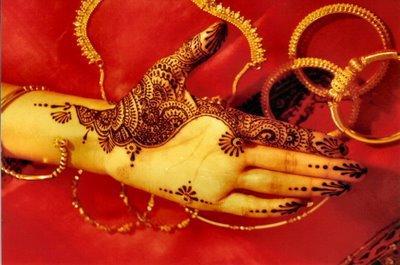 Искусство рисования хной - мехенди, менди, mehndi - Страница 4 24614_22