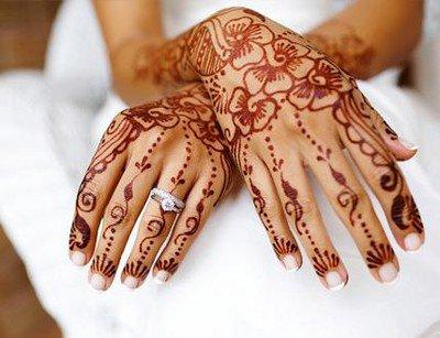 Искусство рисования хной - мехенди, менди, mehndi - Страница 4 24614_24
