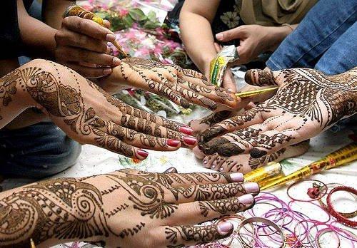 Искусство рисования хной - мехенди, менди, mehndi - Страница 4 25739_11