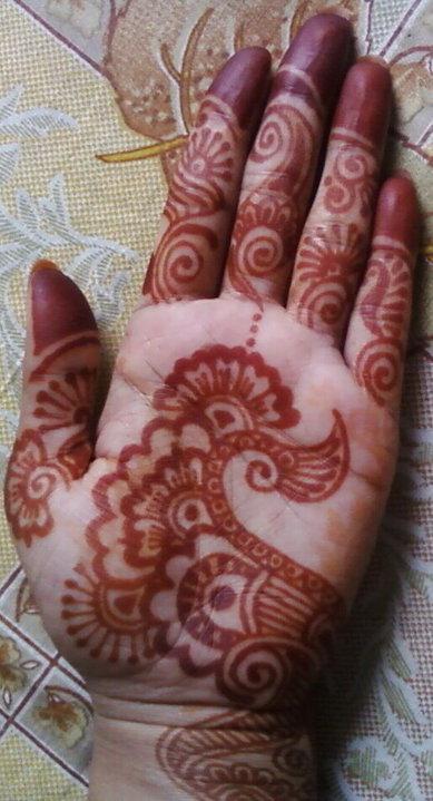 Искусство рисования хной - мехенди, менди, mehndi - Страница 4 28096_11