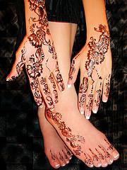 Искусство рисования хной - мехенди, менди, mehndi Mehndi13