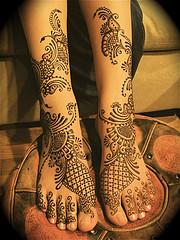 Искусство рисования хной - мехенди, менди, mehndi Mehndi15