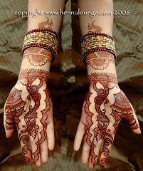 Искусство рисования хной - мехенди, менди, mehndi Mehndi17