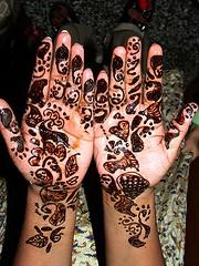 Искусство рисования хной - мехенди, менди, mehndi Mehndi19