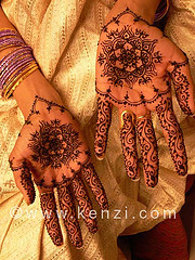 Искусство рисования хной - мехенди, менди, mehndi - Страница 2 Mehndi28