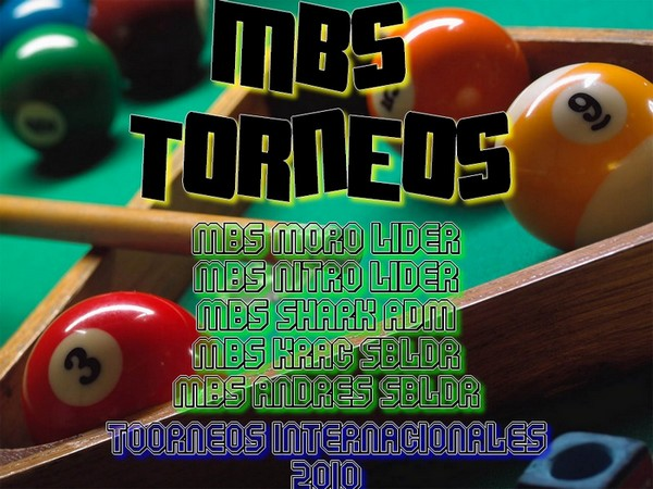 Torneos Mbs