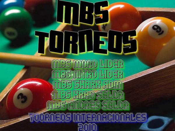 Torneos Mbs