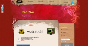 Red 264 Template Red-2610