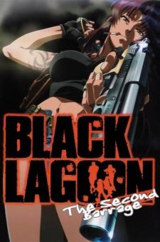 Black Lagoon: The Second Barrage 2098011