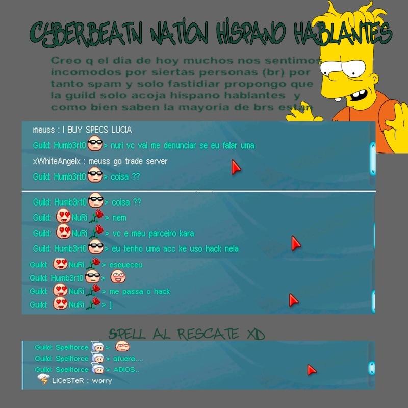 Cyberbeat nation hispano hablantes Pop10