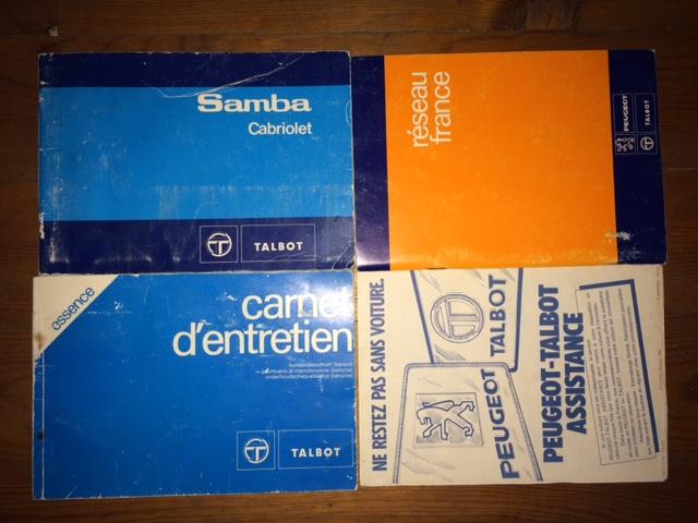 Vendue Samba310