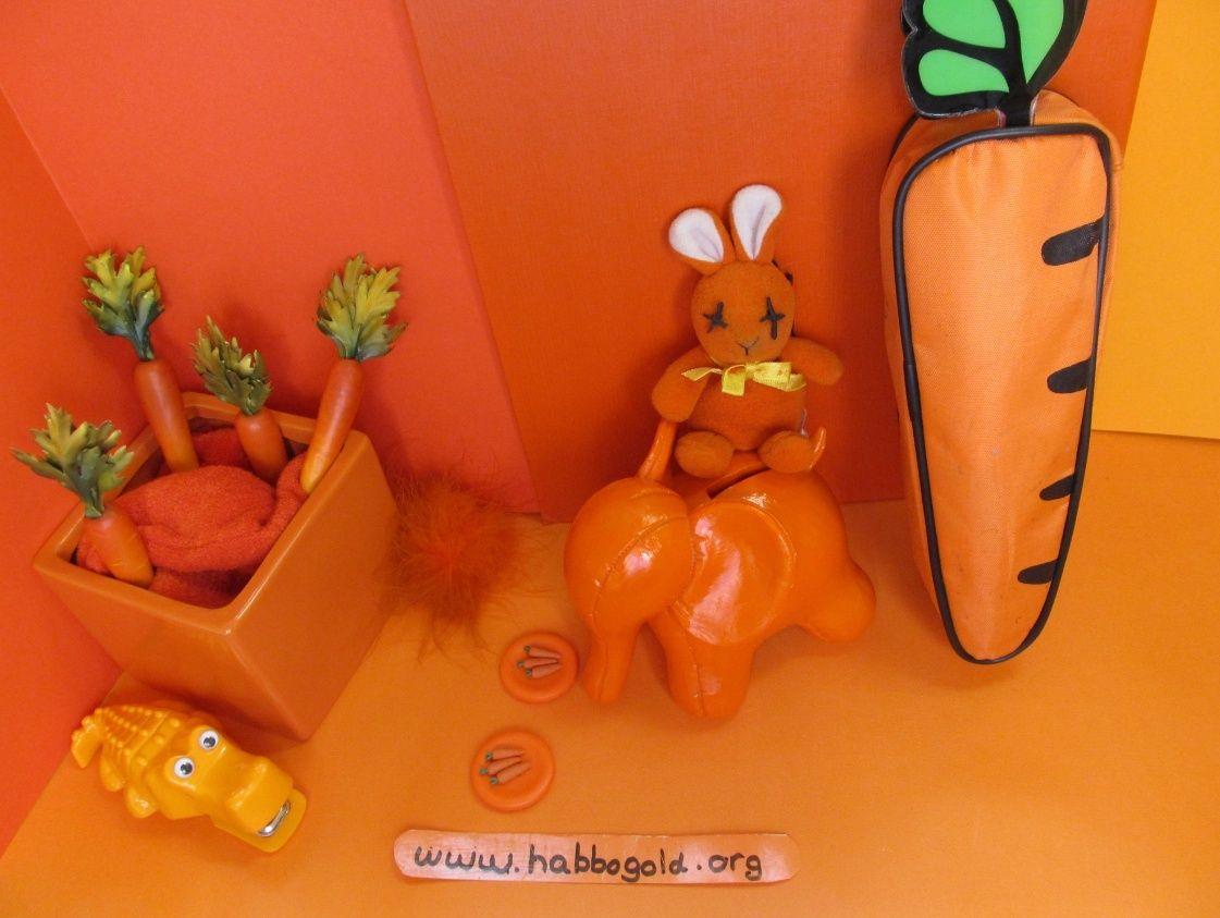 Je vois la vie en Orange, Je vois la vie côté Carotte Pouuur10