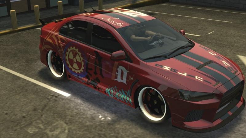 Midnight CLub ACID car  Hoh10