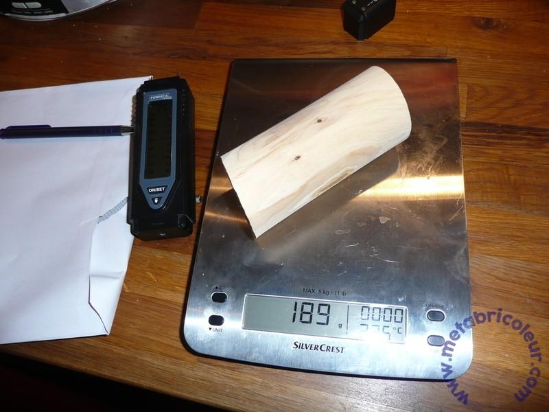 [expérimentation] séchage du bois au micro onde P1030010