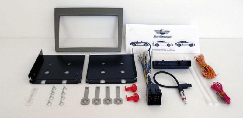 VENDU     Kit Instal double din avec ou sans Bose 32103010