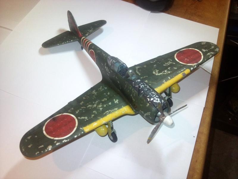 Nakajima Ki-43-II Hyabusa (OSCAR) - Page 2 Photo011