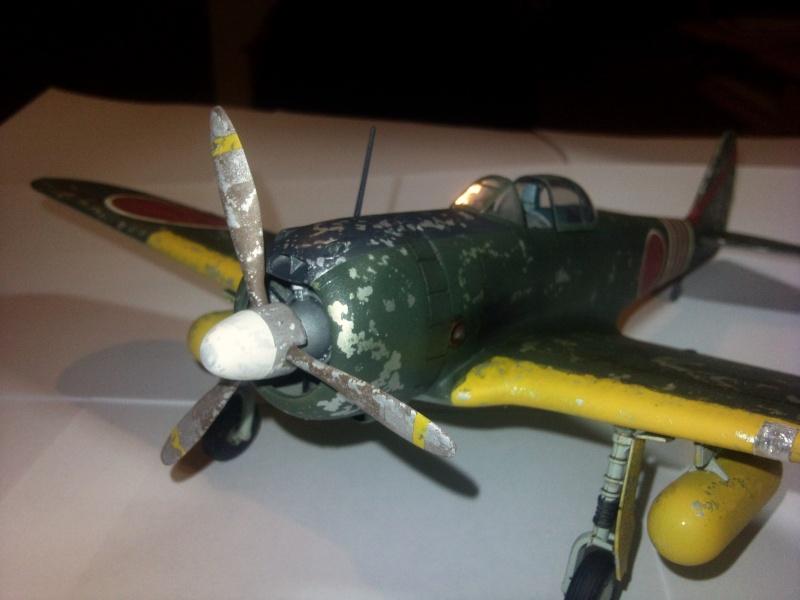 Nakajima Ki-43-II Hyabusa (OSCAR) - Page 2 Photo013